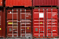 Container - stock image Royalty Free Stock Photography