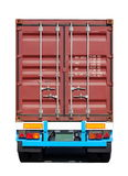 Container truck Stock Photography