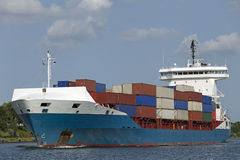 Container vessel Stock Photography