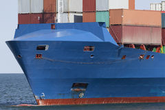 Container vessel Royalty Free Stock Images