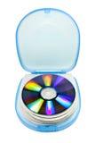 Container voor CD Royalty-vrije Stock Fotografie