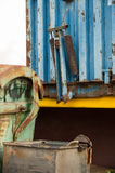 Container and Waste Stock Images