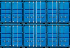 Containers Royalty Free Stock Photography