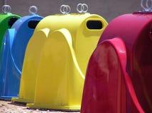 Containers Royalty-vrije Stock Afbeeldingen