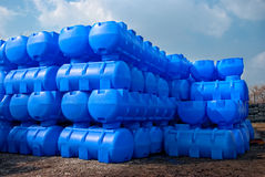 Containers for liquids Stock Photos
