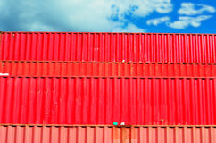 Containers Stock Images
