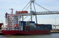 Containership Stock Photos