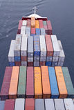 Containership Royalty Free Stock Photos