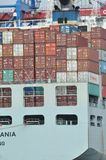 Containership Stock Images