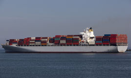 Containership Obraz Royalty Free