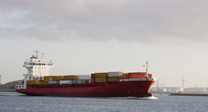 containership Obrazy Stock
