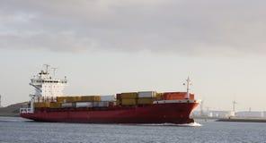 Containership Imagens de Stock