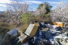 contaminación Fotos de archivo
