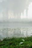 ¿Contaminación atmosférica? Foto de archivo