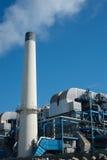 Contaminación atmosférica industrial Fotos de archivo libres de regalías