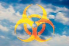 Contaminated Air Royalty Free Stock Images