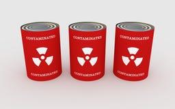 Contaminated Food Royalty Free Stock Photo