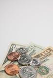 Contant geld 1 Royalty-vrije Stock Foto's