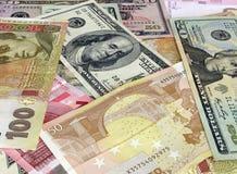 Contant geld stock afbeelding