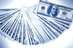 Contant geld Royalty-vrije Stock Afbeelding