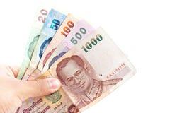 Contant geld Stock Foto