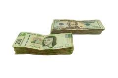 Contant geld Royalty-vrije Stock Foto