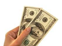 Contant geld Stock Afbeeldingen