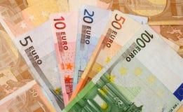 Contant geld Royalty-vrije Stock Afbeeldingen