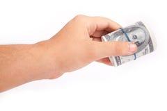 Contant geld, geld Stock Afbeelding