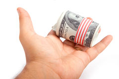Contant geld, geld Royalty-vrije Stock Fotografie