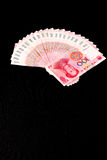 Contant geld van RMB Stock Fotografie