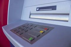 Contant geldmachine Stock Afbeeldingen