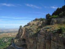 Contantine, una ciudad hermosa en la ?frica del Norte de Argelia fotografía de archivo