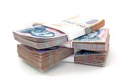Contas húngaras da forint Fotografia de Stock