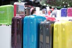Contatore della valigia Immagini Stock