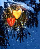 Conte de fées de Noël Photographie stock