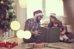 Conte de fées de Noël Photo libre de droits