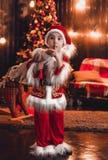 Conte de fées de Noël Images libres de droits