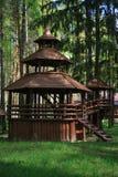 Conte de fées en bois Photographie stock libre de droits