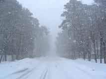 Conte de l'hiver Photographie stock