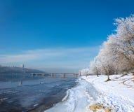 Conte du ` s d'hiver Image stock