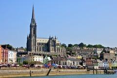 Contea Cork Ireland della città di Cobh Fotografia Stock