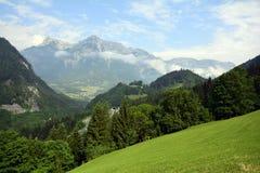 Contea dell'Austria, Salisburgo Fotografie Stock Libere da Diritti