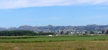 Contea della maglia-Agder, Norvegia Immagine Stock