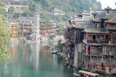 Contea di Fenghuang fotografie stock
