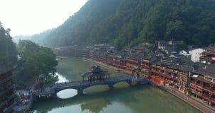 Contea di Fenghuang in Cina archivi video
