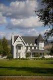 Contea di Napa, casa di abitudine di CA Fotografia Stock Libera da Diritti