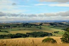 Contea Durham in tutto gloria immagine stock