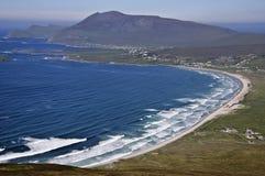 Contea Mayo, Irlanda dell'isola di Achill Fotografia Stock Libera da Diritti