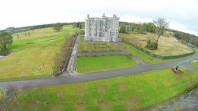 Contea Meath Irlanda del castello di Killeen immagini stock